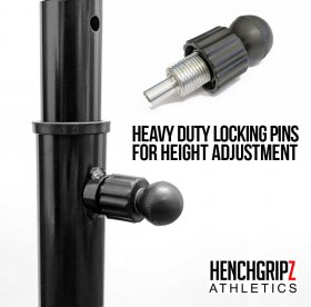 HENCHGRIPZ DIP BARS / PARALLETTES / PARALLEL BARS