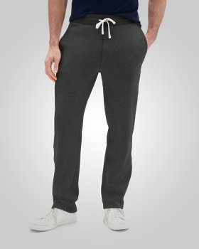 HENCHGRIPZ EXTRA LONG DARK GREY JOGGING / MMA / GYM BOTTOMS