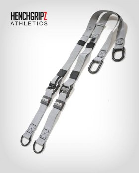 HENCHGRIPZ CROSS FIT SUSPENSION RESISTANCE TRAINER