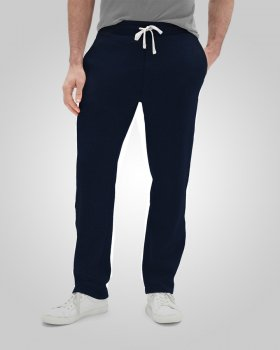 HENCHGRIPZ EXTRA LONG NAVY BLUE JOGGING / MMA / GYM BOTTOMS